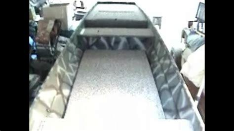 jon boat flooring mats 14 foot jon boat project part 18 the finale youtube