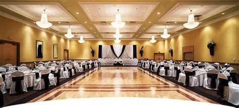 church banquet halls