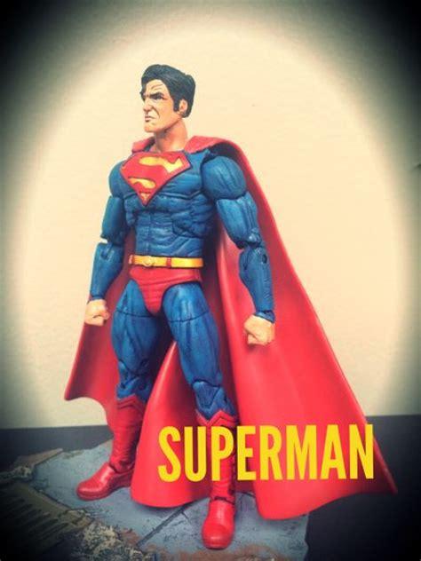 Superman Bermejo Dc Comics Figure superman bermejo style dc universe figure inque