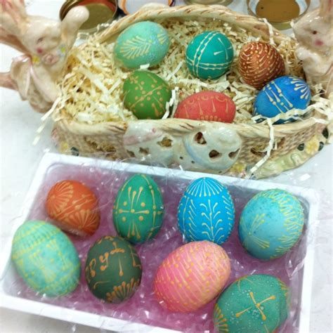 russian easter eggs handmade russian easter