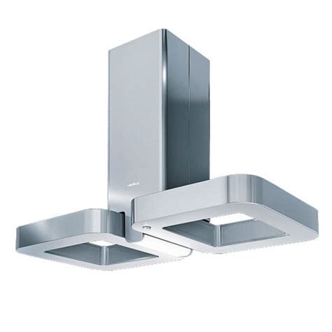island extractor fans for kitchens loop island from elica extractor fans housetohome co uk