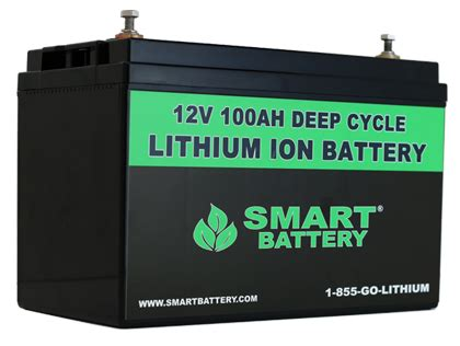 lithium ion boat battery 12v marine lithium ion batteries deep cycle starting