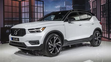 2019 Volvo Xc40 Gas Mileage by Volvo Xc40 Compact Crossover S Epa Fuel Economy Ratings