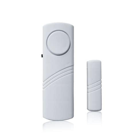 Timed Door Alarm by Security Home Alarm System Automatic Door Window Alarm