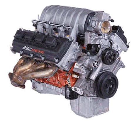 392 Hemi Crate Engine by Hemi Crate Motors From Mopar