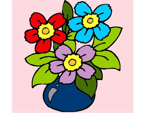 imagenes de rosas en jarrones dibujos de jarrones con flores imagui