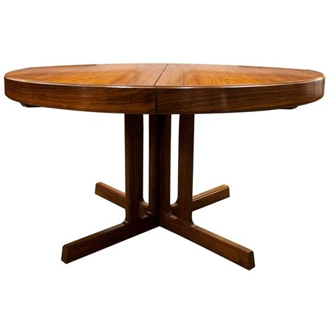 Mid Century Modern Style Table Ls by Mid Century Modern Design Rosewood Dining Table At 1stdibs