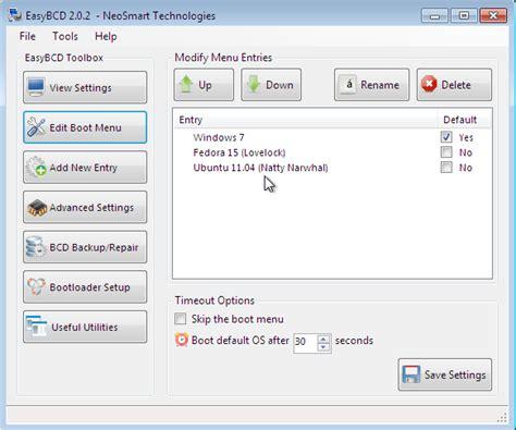 easybcd windows 10 tutorial easybcd linux mint windows 8