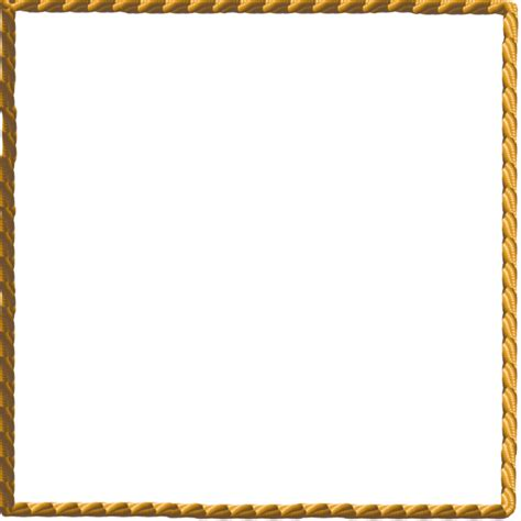 Border Sticker Blue And Brown Line white border png rope frame lilz eu de