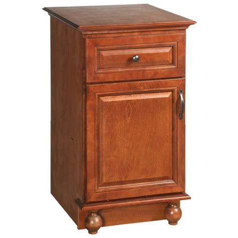 design house montclair vanity design house 540872 montclair chestnut glaze linen bottom vanity cabinet with 1 door and 1