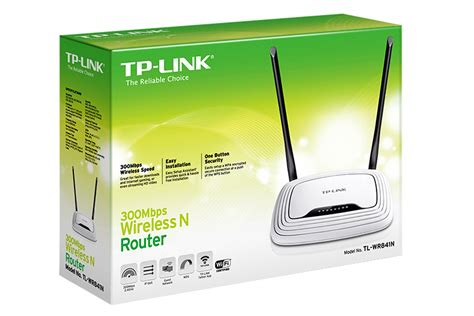 Tp Link Wireless N Router Tl Wr841n tp link wireless n router tl wr841n ireland