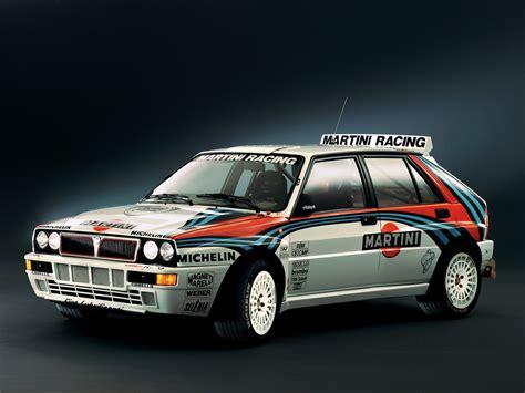 Lancia Delta Integrale Rally 1992 Lancia Delta Hf Integrale Evoluzione Race Car Racing