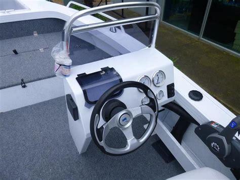 quintrex boat steering wheel quintrex 420 renegade sc jv marine melbourne