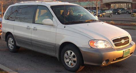 Kia Minivan 2004 File 2004 05 Kia Sedona Jpg