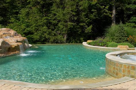 enhance your backyard with a luxurious infinity pool