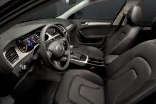 2014 Audi A4 Interior Report Next Generation Audi A4 Due In 2015 Automobile