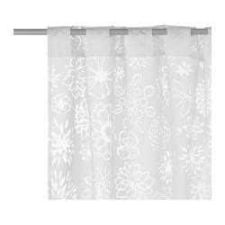 floral curtains ikea pinterest the world s catalog of ideas