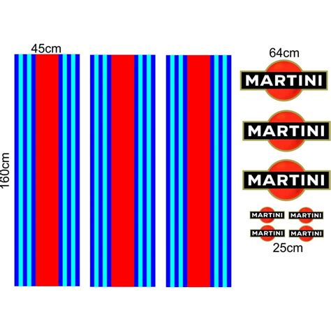 martini racing martini racing graphics kit
