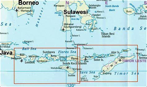 East Of Bali From Lombok To Timor lesser sunda islands bali to east timor reise how stanfords