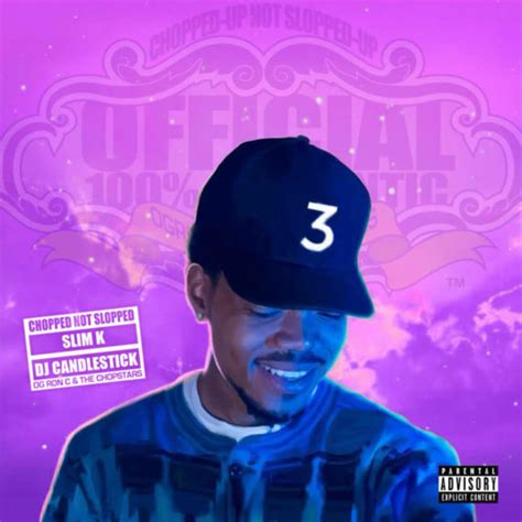 coloring book mixtape new mixtape og c coloring book chopped not slopped