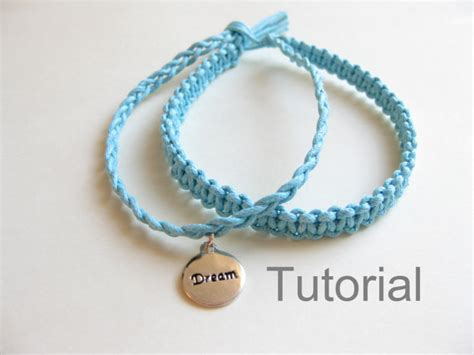 Makrame Tutorial - 20 diy macram 233 bracelet patterns guide patterns