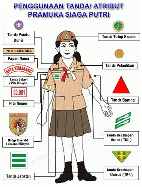 Tanda Topi Pramuka Pandega Putra seragam pramuka siaga dan atributnya pramuka 173