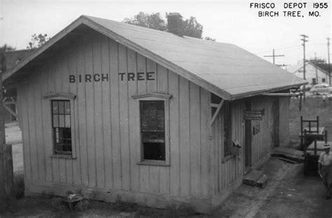 frisco depots shannon county missouri