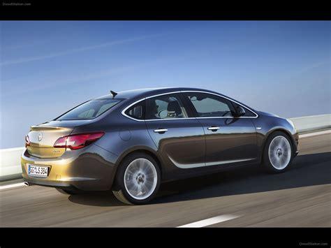Opel Astra 2013 by Opel Astra Sedan 2013 Car Wallpapers 02 Of 8