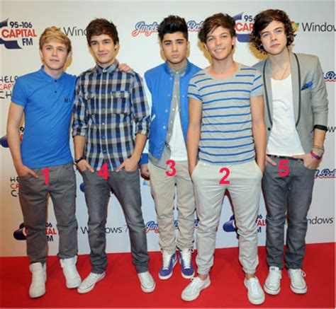 One Direction Wardrobe by Giulia Lena Fortuna One Direction Wem Geh 246 Rt Welche