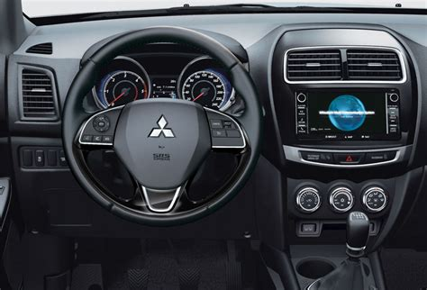 mitsubishi crossover interior top 5 best crossover cars 2017