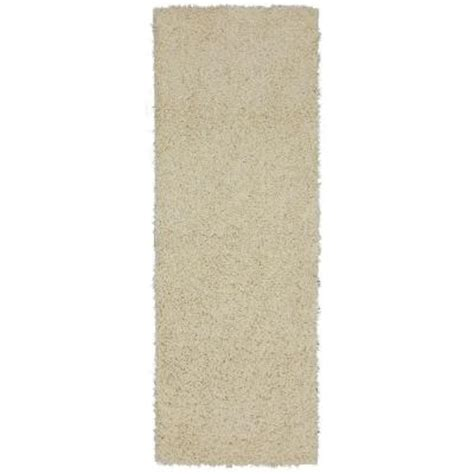 mohawk home modern shag starch tufted 2 ft x 8 ft rug