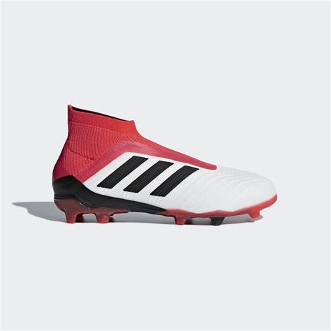 Adidas Trackers Boots adidas predator 18 firm ground boots white adidas belgium