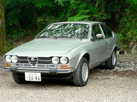 1980 Alfa Romeo by 1980 Alfa Romeo Alfetta Pictures Cargurus