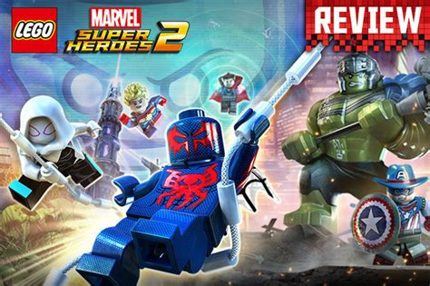 lego marvel heroes 2 switch ps4 xb one cheats walkthrough dlc guide unofficial books lego marvel heroes 2 review more of the same for