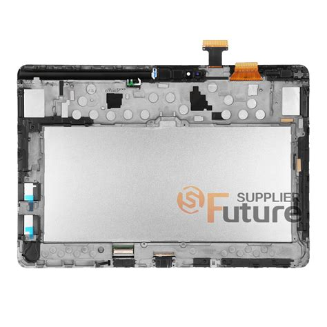 Lcd Samsung Note1 samsung galaxy note 10 1 sm p600 lcd assembly with frame black