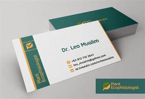 design kartu nama yang keren kartu nama itu penting whizisme design creativity