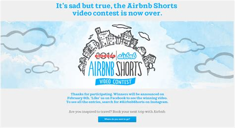 airbnb contest instagram video contest ideas airbnb s video shorts