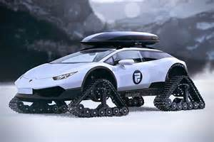 Future Lamborghinis Lamborghini Huracan Snowmobile Hiconsumption