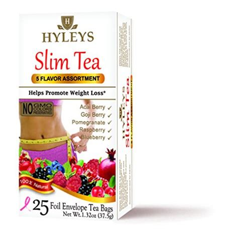 Hyleys Detox Tea Reviews by Slim Tea The Healthy Detox And Cleanse