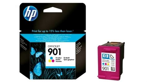 hp 901 color buy hp 901 tri color ink cartridge harvey norman au
