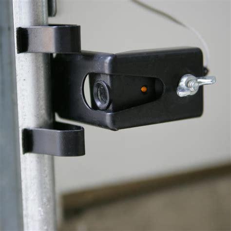 garage door safety sensor garage door eye sensors chamberlain garage door opener