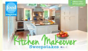 Food Network Magazine Sweepstakes - food network magazine 50 000 kitchen makeover sweepstakes win 50 000