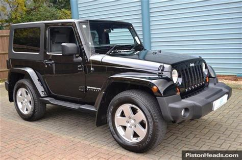 Ultimate Jeep Used Jeep Wrangler Cars For Sale With Pistonheads