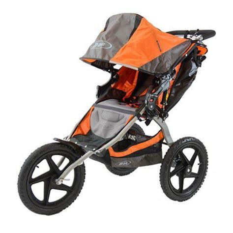 road stroller 3 wheel bob revolution on road road stroller port
