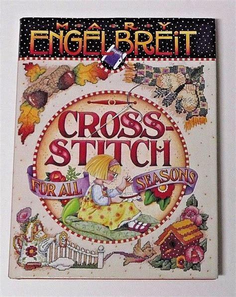 Mary Engelbreit Cross Stitch For All Seasons Craft