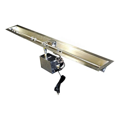 Buy Patio Heaters Online Linear Fire Pit Inserts Gas Pit Insert