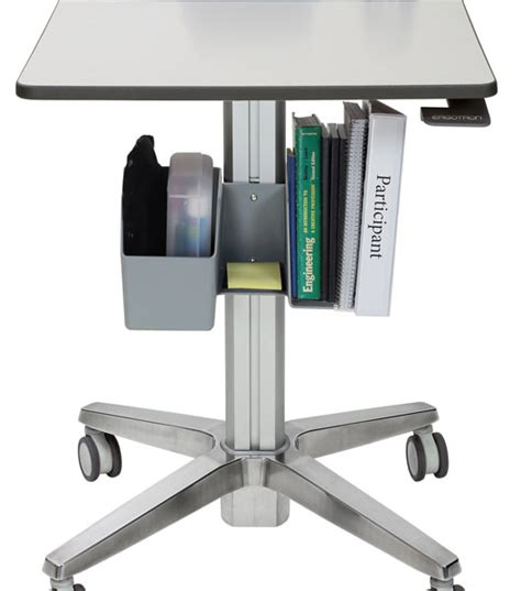 standing desk ergotron learnfit adjustable standing desk by ergotron 3rings