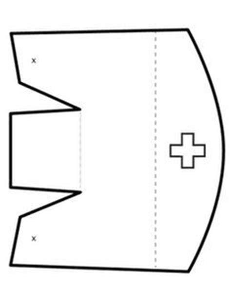 paper bag cap pattern how to make a vintage nurse hat nurse hat costumes and