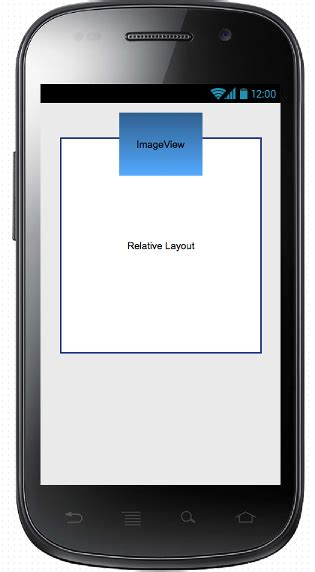android studio layout imageview android overlap layout with imageview