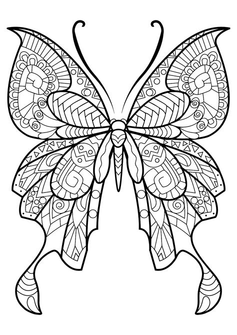 butterflies to color butterflies to color for butterflies coloring